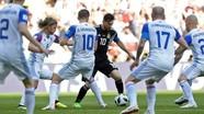 Argentina - Croatia: Chờ Messi chuộc lỗi