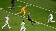 Xem lại những bàn thắng của các chân sút Croatia đẩy Argentina vào cửa tử