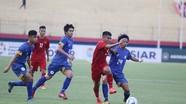 U19 Việt Nam thắng đậm U19 Philippines và vươn lên dẫn đầu bảng