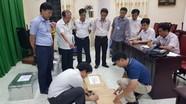 Hai thanh tra vắng mặt không phép trong buổi quét bài thi ở Hà Giang