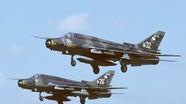 4 vụ máy bay quân sự Su-22 bị rơi trên thế giới