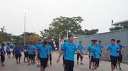 Asiad 18: Olympic Việt Nam không được làm quen sân thi đấu