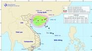 Áp thấp nhiệt đới có khả năng mạnh thêm, Bắc Trung Bộ sẽ có mưa to đến rất to