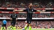 Arsenal 0-2 Man City: Đẳng cấp vua sân cỏ Anh