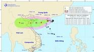 Cập nhật Bão số 4 - Bebinca: Cách thành phố Vinh (Nghệ An) 670km