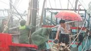Bão số 4 gây mưa to đến rất to ở Thanh Hóa, Nghệ An, Hà Tĩnh