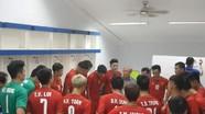 HLV Park Hang-seo nói gì với học trò trong phòng thay đồ sau khi thắng Bahrain?