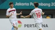 Tứ kết Asiad 2018: Nhận diện đối thủ U23 Syria