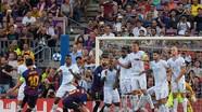 Messi lập hat-trick trong trận ra quân tưng bừng của Barca