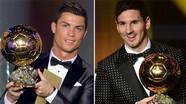 Hụt danh hiệu lớn, Ronaldo cùng Messi làm giám khảo giải thưởng mới của France Football