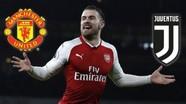 Arsenal nguy cơ mất trắng Aaron Ramsey; Real đã có người thay Marcelo