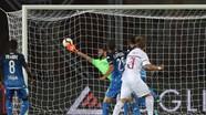 Empoli 1-1 Milan: Milan lại đánh rơi chiến thắng