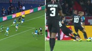 Salah vượt Ro 'béo', lập kỷ lục; Cavani tắc bóng, ngăn không cho Neymar ghi bàn