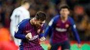 Messi bứt phá cuộc đua Giày Vàng; Cầm hòa Liverpool, West Ham mang tin vui cho Man City