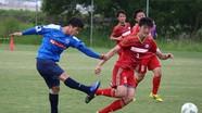 Công Phượng tiếp tục ghi dấu ấn trong trận giao hữu của Incheon United