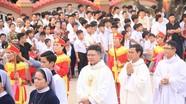 Giáo xứ Trung Song ở Nghệ An tổ chức tuần chầu lượt