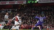 Arsenal 2-0 Newcastle: Trận thắng thứ 10 liên tiếp của Arsenal trên sân nhà