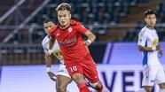 Tiền vệ Phi Sơn bỏ lỡ trận đấu với CLB Hà Nội