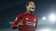 Pep Guardiola lập kỷ lục; Van Dijk giành danh hiệu Cầu thủ xuất sắc nhất Ngoại hạng Anh