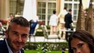 Vợ chồng David Beckham ngọt ngào kỷ niệm 19 năm ngày cưới