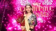 Ngắm nhan sắc tân Hoa hậu Chuyển giới Việt Nam 2018