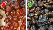 Cách phân biệt thực phẩm Tết bị làm giả, chứa hóa chất