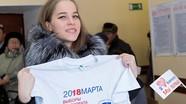1,8 triệu cử tri Crimea và Sevastopol lần đầu tiên đi bầu cử tổng thống Nga