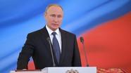 """Tổng thống Putin: """"Nước Nga và con người Nga vẫn mạnh mẽ như phượng hoàng"""""""