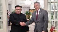 Đảo quốc Singapore: Dấu ấn và cơ hội từ thượng đỉnh Mỹ - Triều