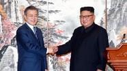 Lãnh đạo Hàn - Triều sẽ cùng nhau đi leo núi giáp biên giới Trung Quốc