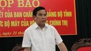 Hà Giang: Hợp nhất Ban Tổ chức Tỉnh ủy - Sở Nội vụ