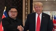 Tổng thống Trump - ứng viên sáng giá cho giải Nobel Hòa bình 2018