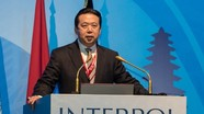Trung Quốc đang điều tra Chủ tịch Interpol