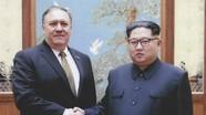 Ngoại trưởng Mỹ bắt đầu chuyến thăm tới Triều Tiên lần thứ 4