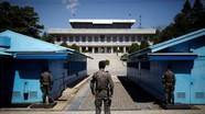 Vùng cấm bay và tập trận gần biên giới Hàn-Triều có hiệu lực