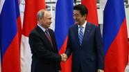 Thủ tướng Abe nóng lòng gặp Tổng thống Putin tại Singapore