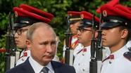 Nga tích cực xoay trục sang châu Á: Tiện cả đôi đường!