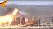 """Syria nã tên lửa vào sào huyệt khủng bố ở """"chảo lửa"""" Idlib"""