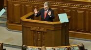 Ukraine tuyên bố khẩn cấp tình trạng chiến tranh 30 ngày