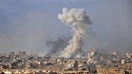 Liên quân Mỹ không kích Syria khiến nhiều dân thường thiệt mạng