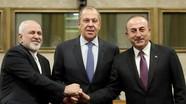 Nga, Thổ Nhĩ Kỳ và Iran thống nhất thành lập Ủy ban Hiến pháp Syria