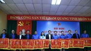 Tỉnh đoàn Nghệ An nhận cờ thi đua xuất sắc của Trung ương Đoàn