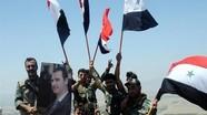 Quân đội Syria giành quyền kiểm soát 2 thị trấn quan trọng ở Aleppo