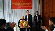 Các địa phương tổ chức trao Huy hiệu Đảng