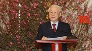 Tổng Bí thư Nguyễn Phú Trọng: Đảng vững mạnh, đất nước phát triển, dân tộc trường tồn