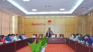 Đôn đốc đẩy nhanh tiến độ triển khai các dự án đăng ký đầu tư
