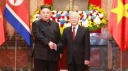 Tổng bí thư: Chuyến thăm Việt Nam của Chủ tịch Triều Tiên tạo dấu mốc lịch sử quan trọng