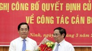 Bí thư Đảng ủy Khối doanh nghiệp Trung ương được điều động thành Bí thư Tỉnh ủy Tây Ninh
