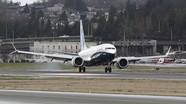 45 quốc gia đã ra lệnh cấm bay đối với Boeing 737 Max