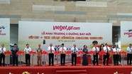 Thủ tướng chứng kiến khai trương đường bay Cần Thơ - Vinh